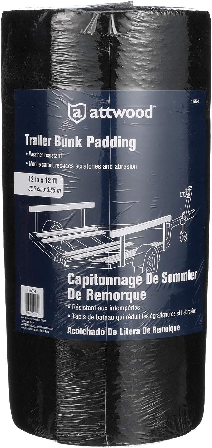 Boat Marine Bunk Trailer Runner Board Carpet 1/' x 30/'