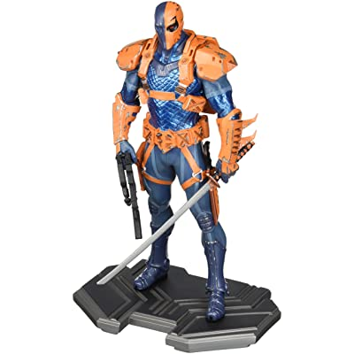 DC Collectibles DC Comics Icons: Deathstroke Statue: Toys & Games