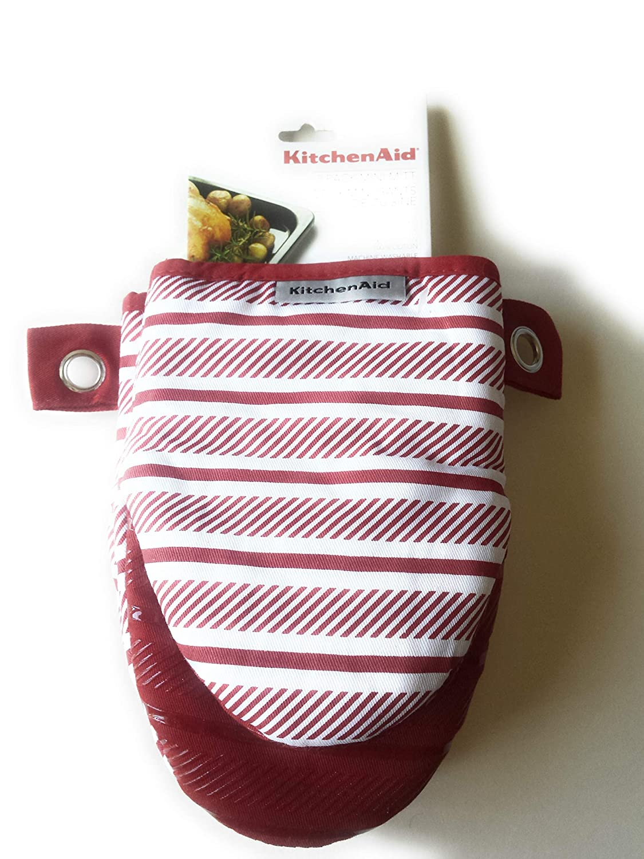 KitchenAid 2 Pack Red Mini Mitt