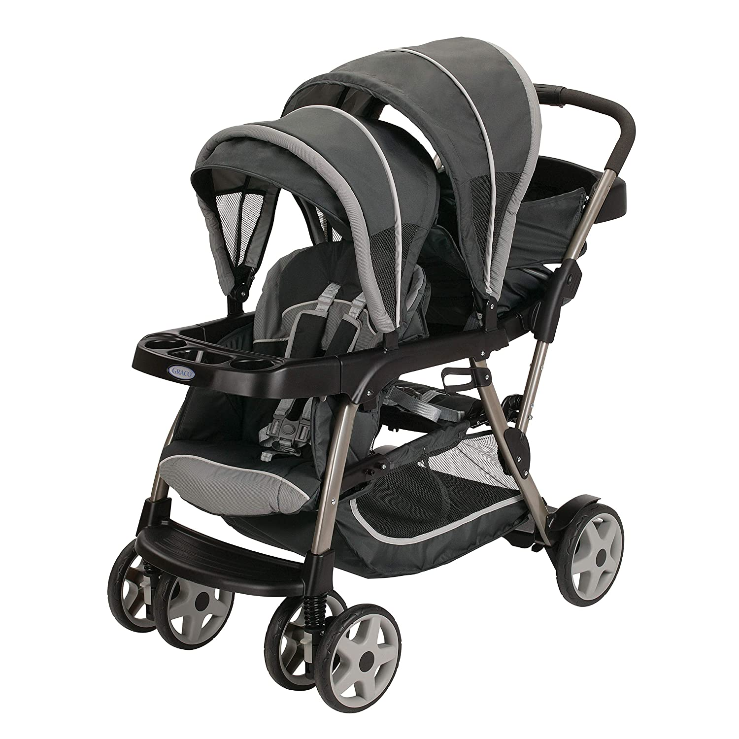 Top 7 Best Tandem Strollers Reviews in 2020 6