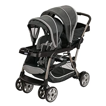 Graco Ready2grow Click Connect Lx Stroller Glacier 2015