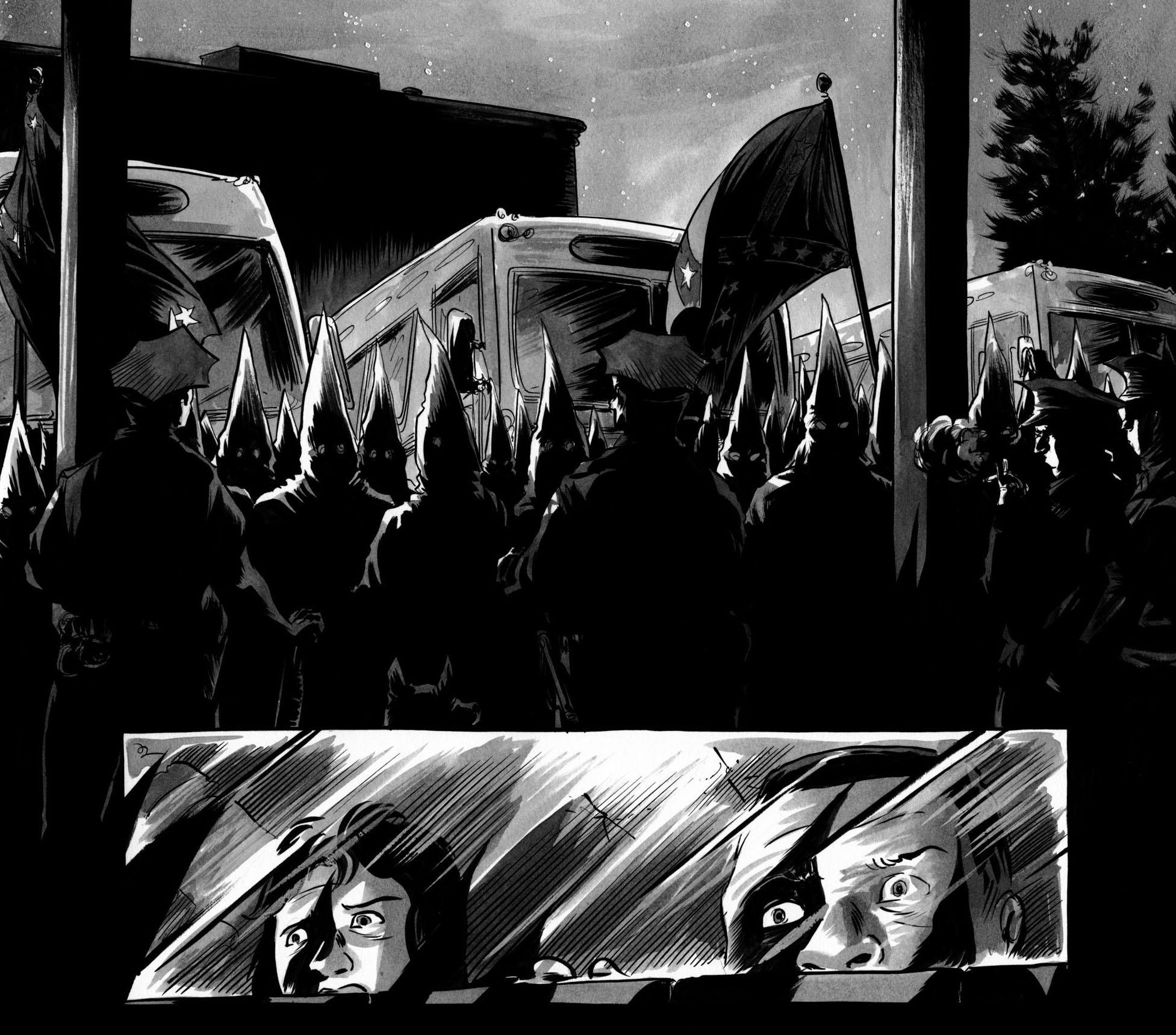"""Résultat de recherche d'images pour """"nate powell march book 2"""""""