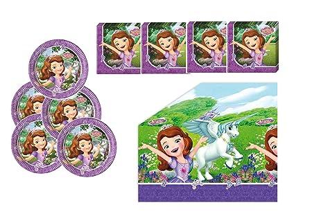 Disney Sofia - Niños Fiesta/Cumpleaños/Sofia Princesa Fiesta ...