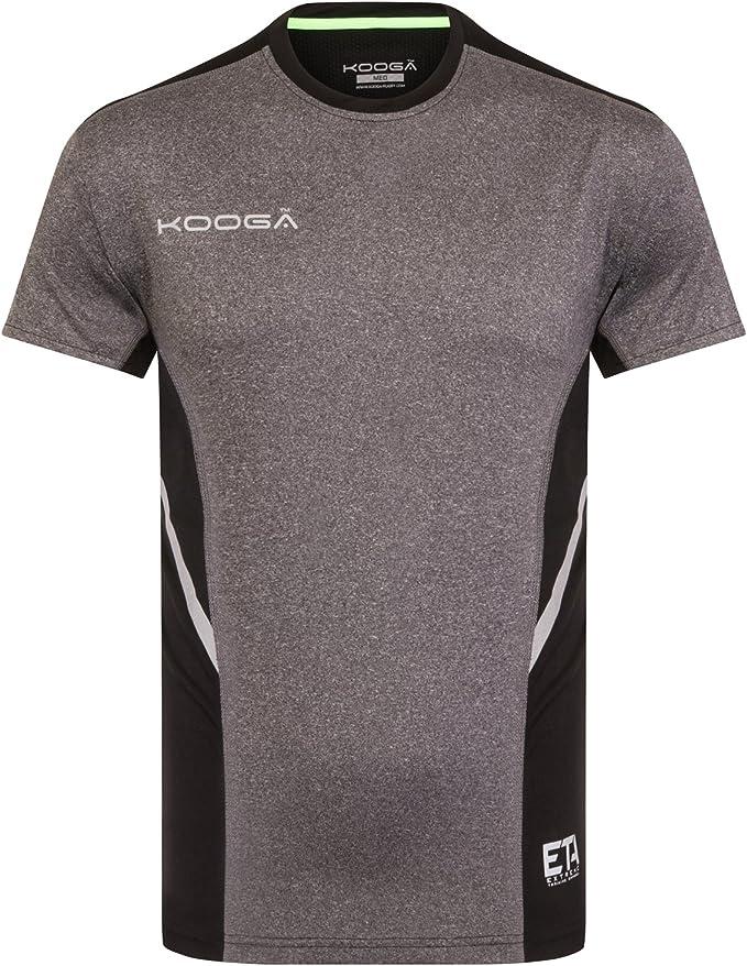 Kooga Official Mens Sports Performance Training Poly T-Shirt