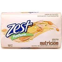 Jabón Corporal Zest Nutrición Almendra 150 g