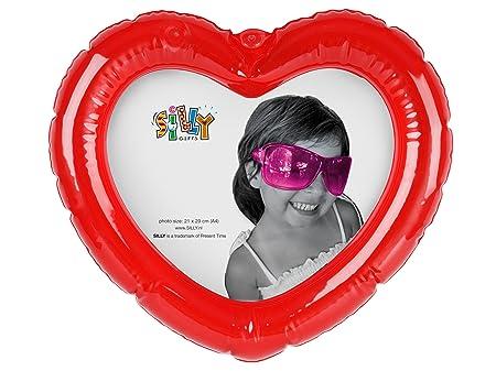 Silly - SY100588 - Marco de fotos hinchable con forma de ...