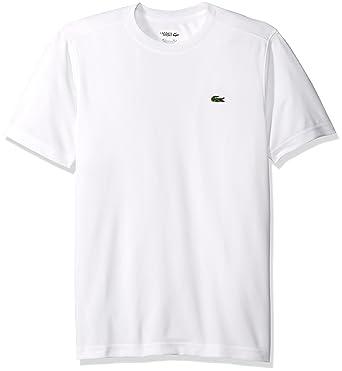 3bd0af153 Amazon.com  Lacoste Men s Tennis Short Sleeve T-Shirt