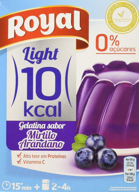 Royal, Gelatina para untar - 6 de 31 gr. (Total 186 gr.): Amazon.es: Alimentación y bebidas