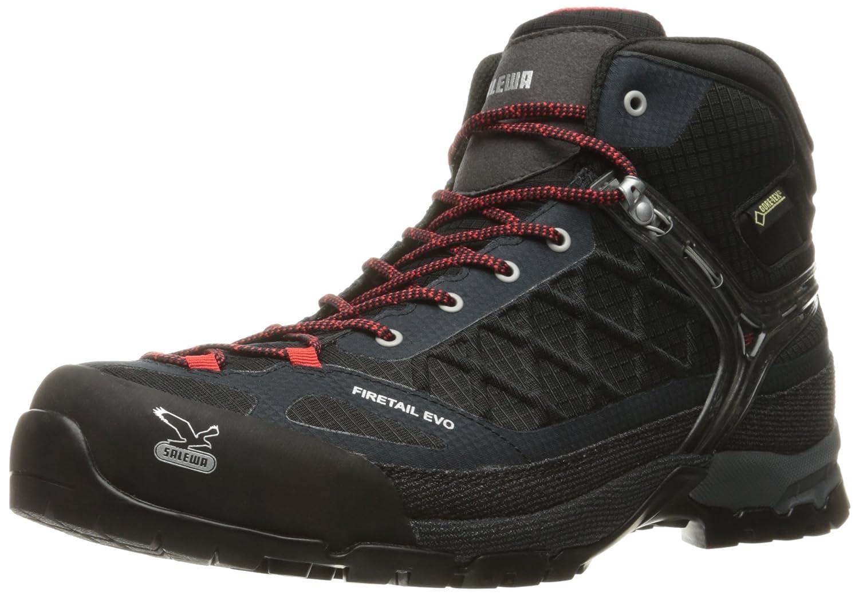 Noir (noir 0900) Salewa Ms Firetail Evo Mid GTX, Chaussures de Randonnée Hautes Homme