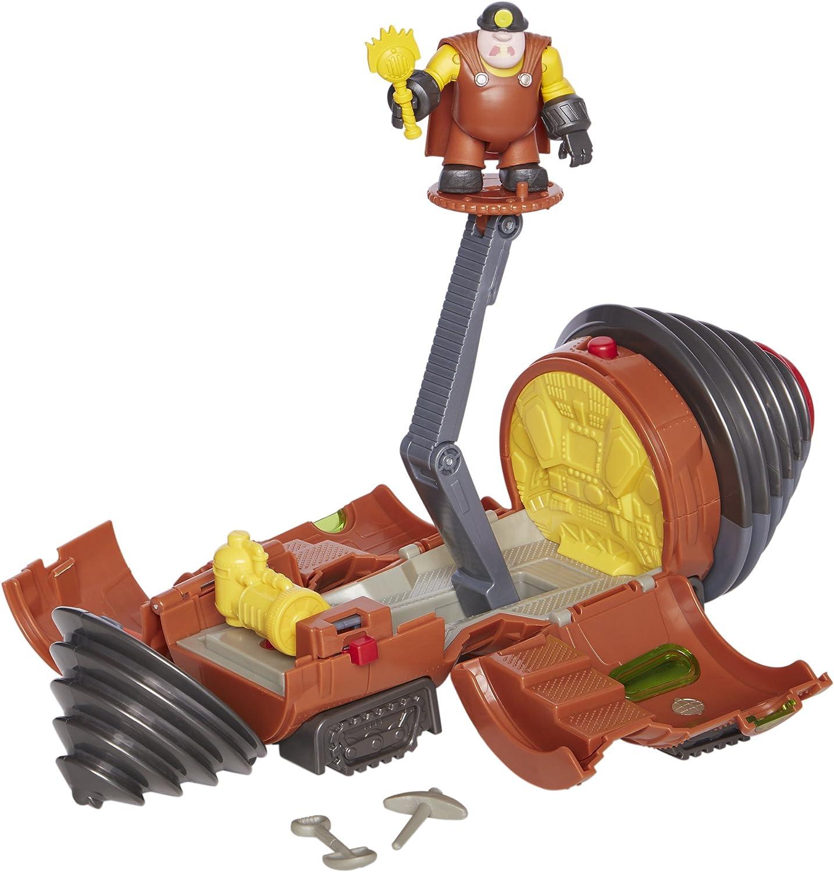 indestructibles 276871Underminer véhicule Jouet