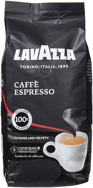 Lavazza Café en Grano Caffè Espresso, Paquete de 500 g