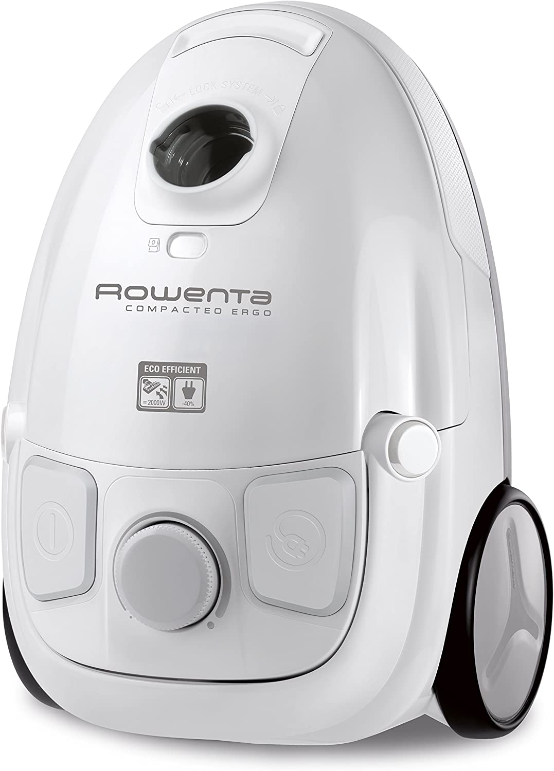 Rowenta RO5227EA - Aspiradora, 2000 W, color blanco: Amazon.es: Hogar