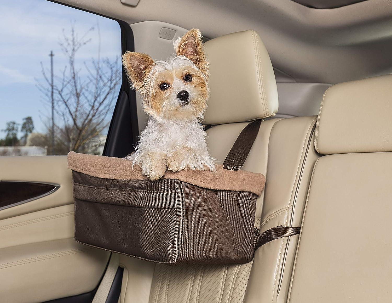 Pet Booster Seat >> Petsafe Solvit Tagalong Standard Pet Car Booster Seat For Dogs Medium