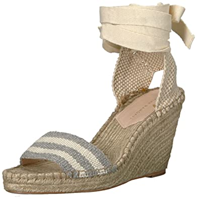 be2896eb91f Amazon.com: Loeffler Randall Women's Miranda Espadrille Wedge Sandal ...