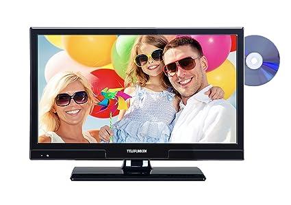 Telefunken L20H270KM3D 52,7 cm (20 Pulgadas) TV (HD Ready, Triple ...