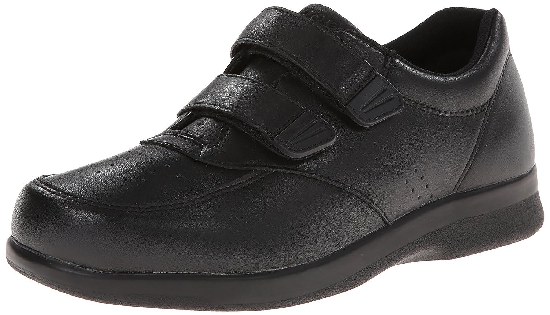 Propet Men's Vista Strap Shoe 8.5 5E US|Black