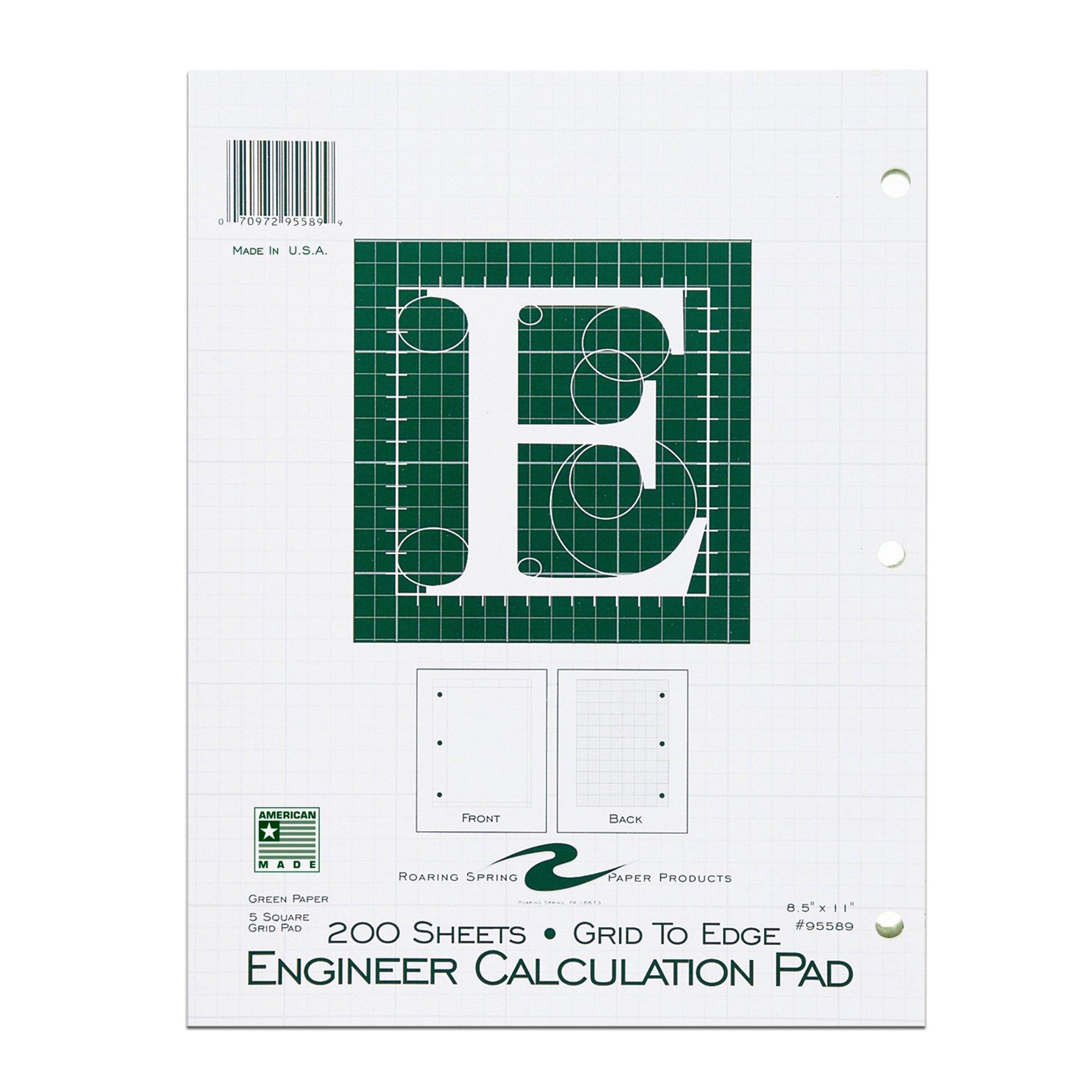 engineer computation paper