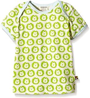 GOTS 100/% Biobaumwolle kbA proud Shirt kurzarm smaragd loud schadstofffrei