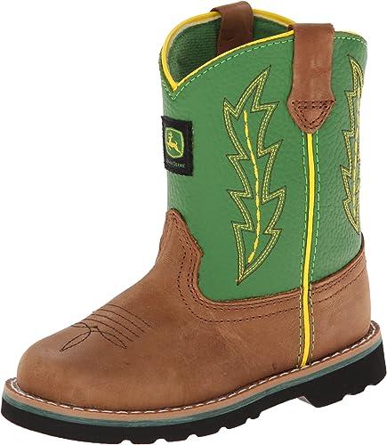 John Deere 1186 Western Boot (Toddler