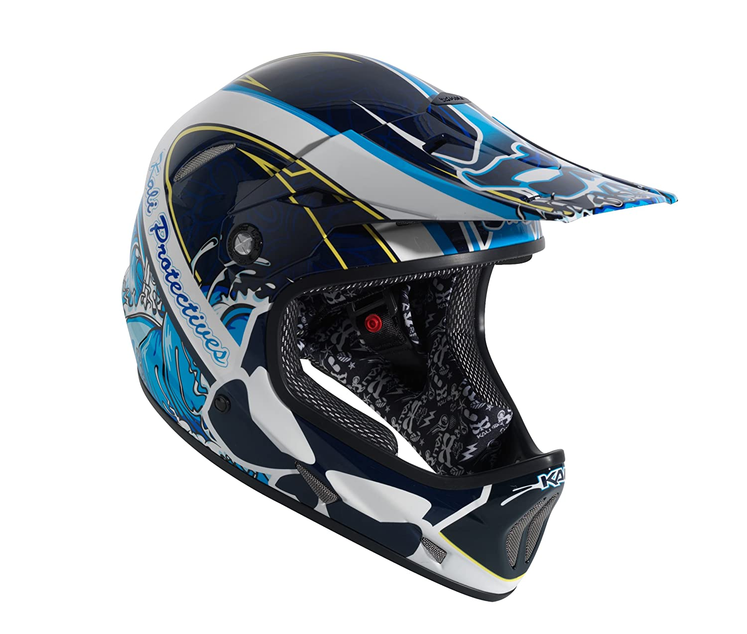 Kali Protectives Avatar Surfin - Casco Integral para BTT y ...