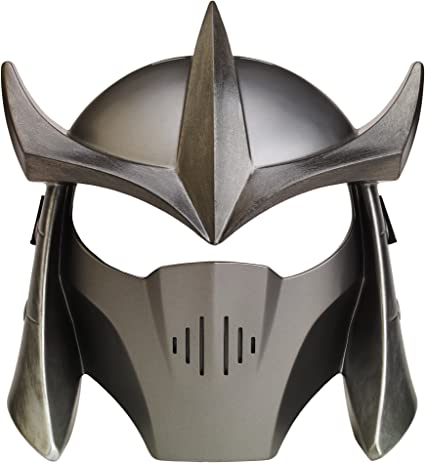 Amazon Com Teenage Mutant Ninja Turtles Shredder Deluxe Mask