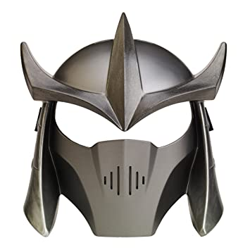 Teenage Mutant Ninja Turtles Shredder Deluxe Mask: Amazon.es ...