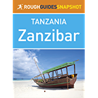 Zanzibar (Rough Guides Snapshot Tanzania) (English Edition)