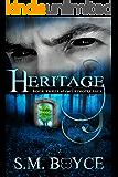 Heritage: Book Three of the Grimoire Saga (English Edition)