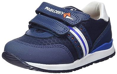 Pablosky Sneakers Garçon Bleu, 32