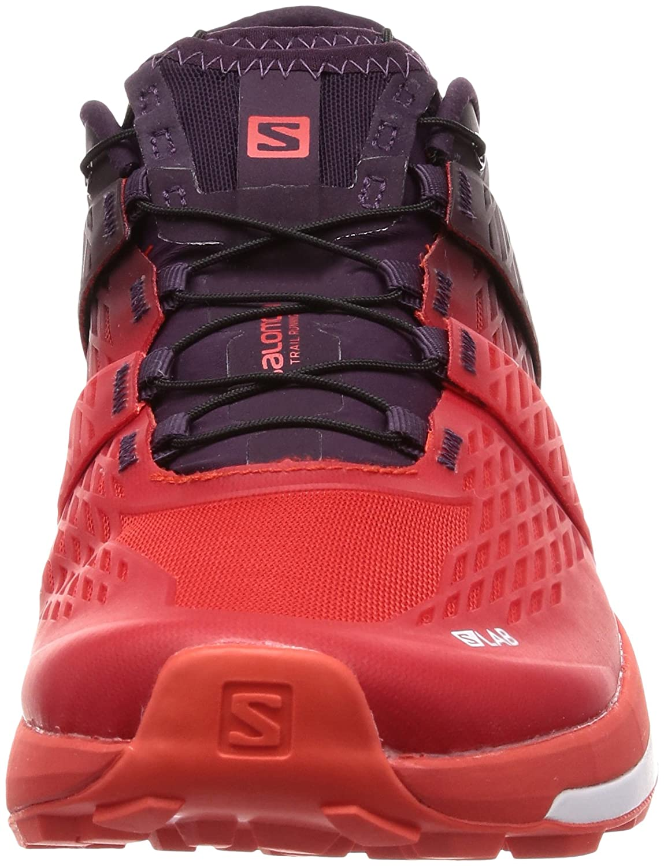 Salomon Unisex-Erwachsene S Lab Sense Ultra 2 2 2 Trekking-& Wanderhalbschuhe rot 4 UK 899c22