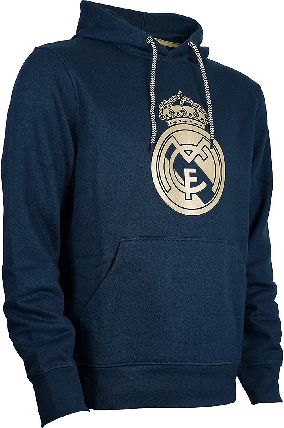 Homme Real Madrid Sweat Capuche Collection Officielle