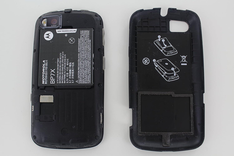 amazon com motorola admiral black 8gb sprint cell phones rh amazon com Online User Guide Example User Guide