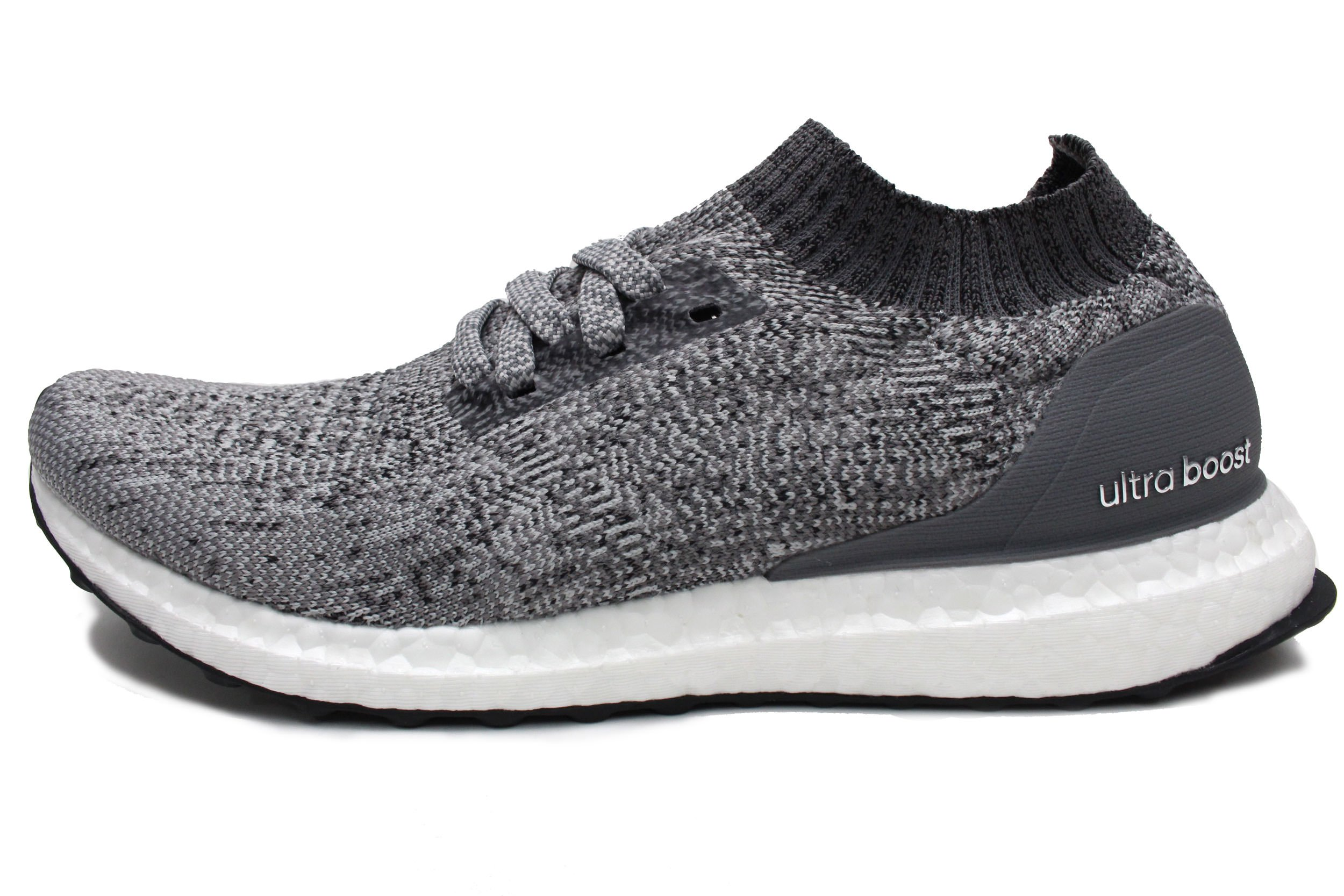 3aa1d566e0acb Galleon - Adidas Ultraboost Uncaged Mens In Grey Grey By