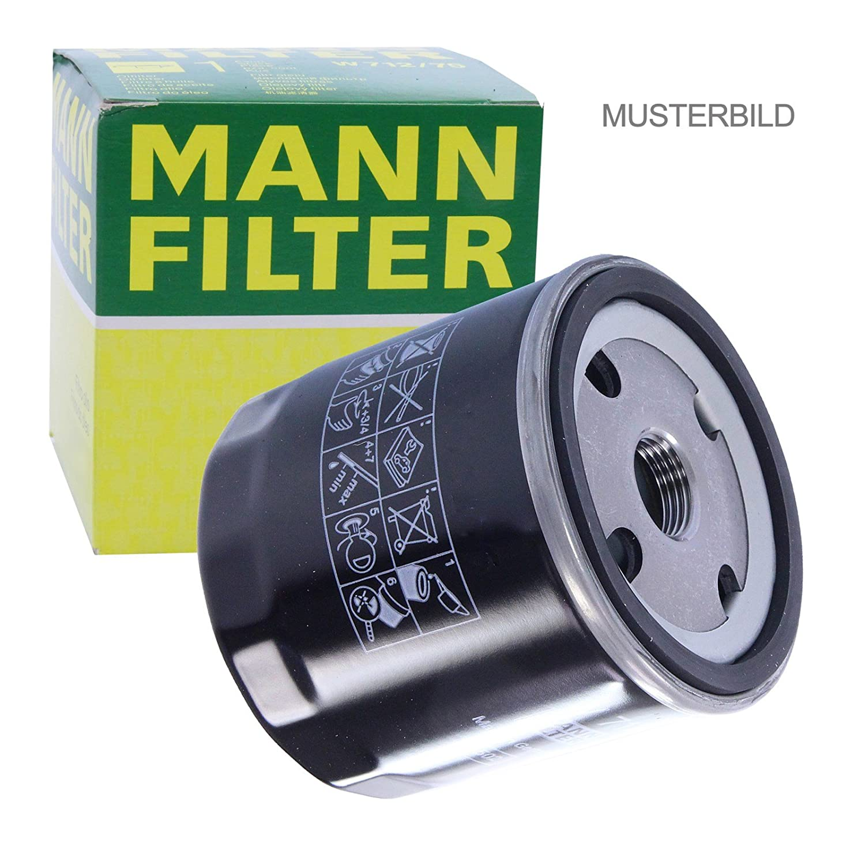 MANN ÖLFILTER+ÖLABLASS-SCHRAUBE MERCEDES BENZ GL-KLASSE X164 X166 M-KLASSE W164