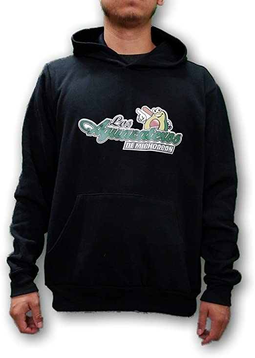 Los Aguacateros de Michoacan  Baseball for Men/'s Hoodie Color Gray