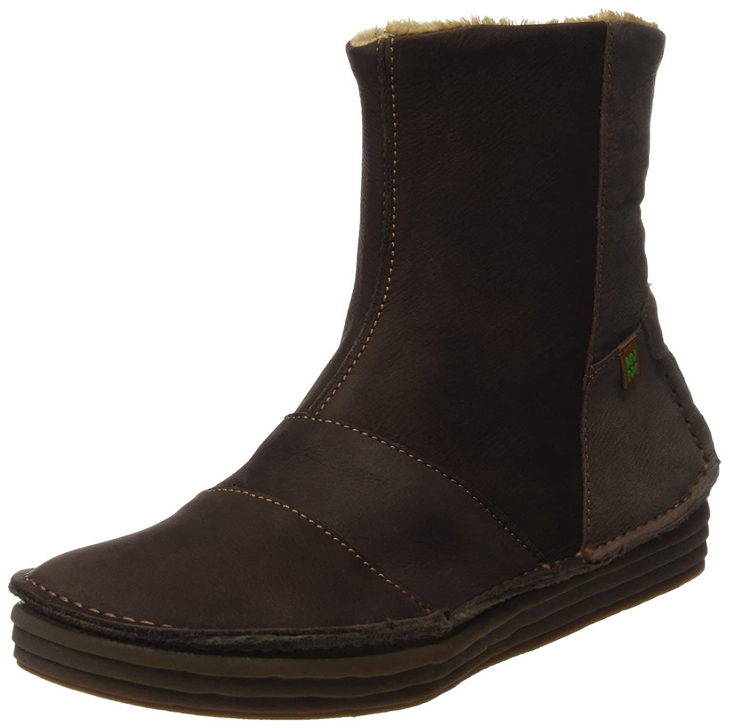 N919 Pleasant Angkor, Bottes Et Bottines Indiennes Femme, Marron (Brown), 39 EUEl Naturalista