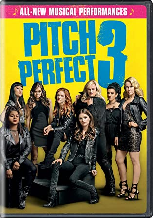 Amazon pitch perfect 3 dvd import dvd pitch perfect 3 dvd import voltagebd Choice Image