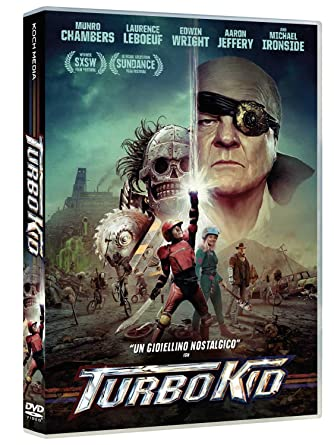Turbo Kid [Italia] [DVD]: Amazon.es: Marcello Bezina, Munro Chambers, Michael Ironside, Francois Simard, Anouk Whissell, Yoann-Karl Whissell: Cine y Series ...