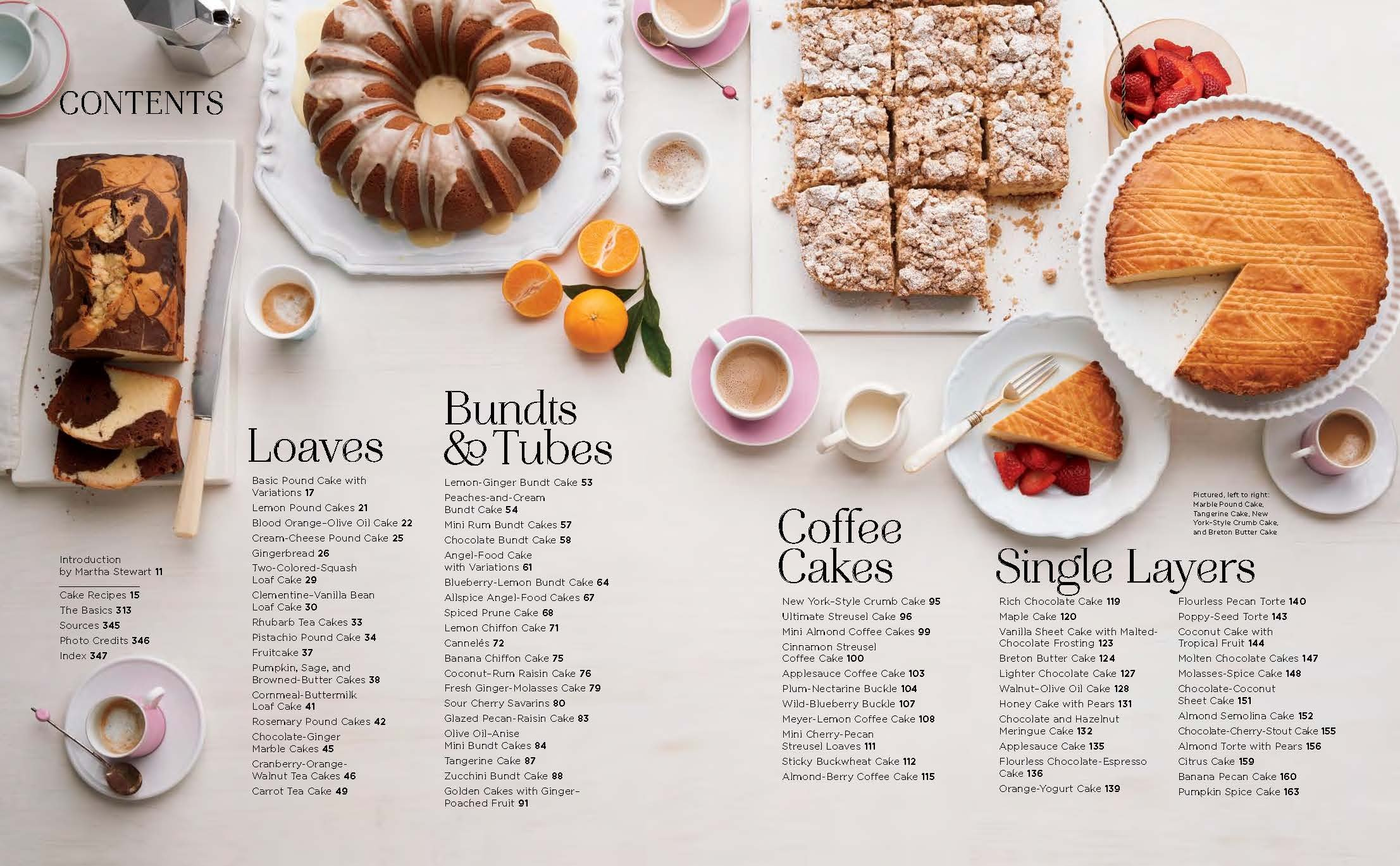 Martha Stewarts Cakes Our First Ever Book Of Bundts Loaves Layers Coffee And More Amazonde Editors Stewart Living Fremdsprachige