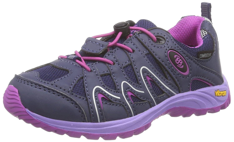 Brütting Vision Low, Chaussures EU|Bleu de Randonnée Basses Fille 35 EU|Bleu Chaussures (Lila/Pink Lila/Pink) dcaa47