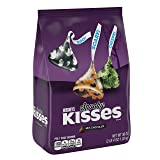 HERSHEY'S KISSES Halloween Chocolate Candy, Spooky
