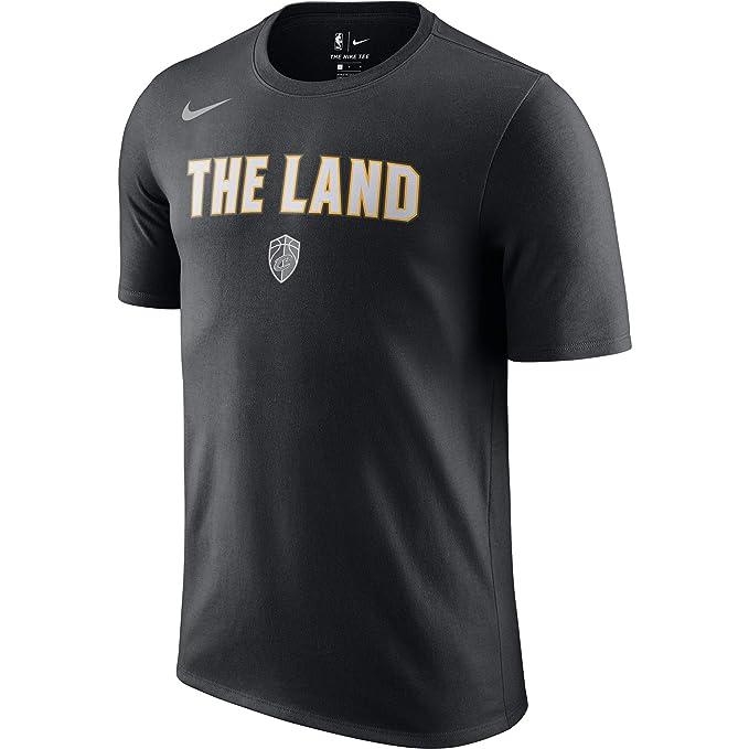 Nike CLE M NK Dry tee ES CE Team - Camiseta, Hombre, Negro(