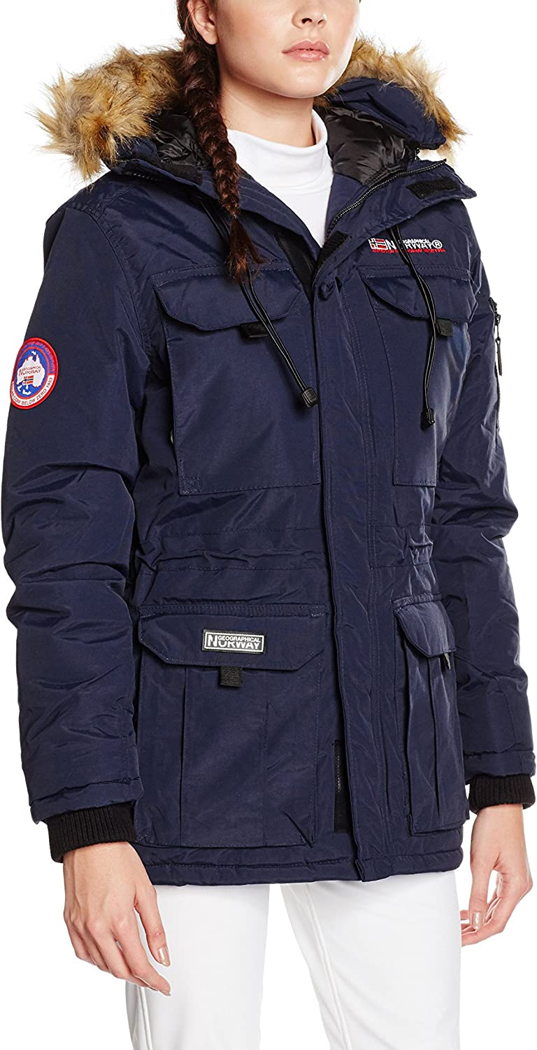 Geographical Norway Alcatras Lady Parka para Mujer