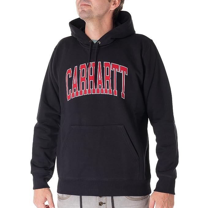 Sudadera Con Capucha Carhartt WIP Hooded Division Sweatshirt Para Hombre: Amazon.es: Ropa y accesorios