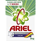 Ariel Color Automatic Laundry Powder Detergent 3 kg