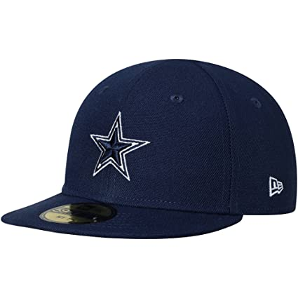 Image Unavailable. Image not available for. Color  Dallas Cowboys New Era  Infant My First 59FIFTY Fitted Hat Navy 20ff4d58e