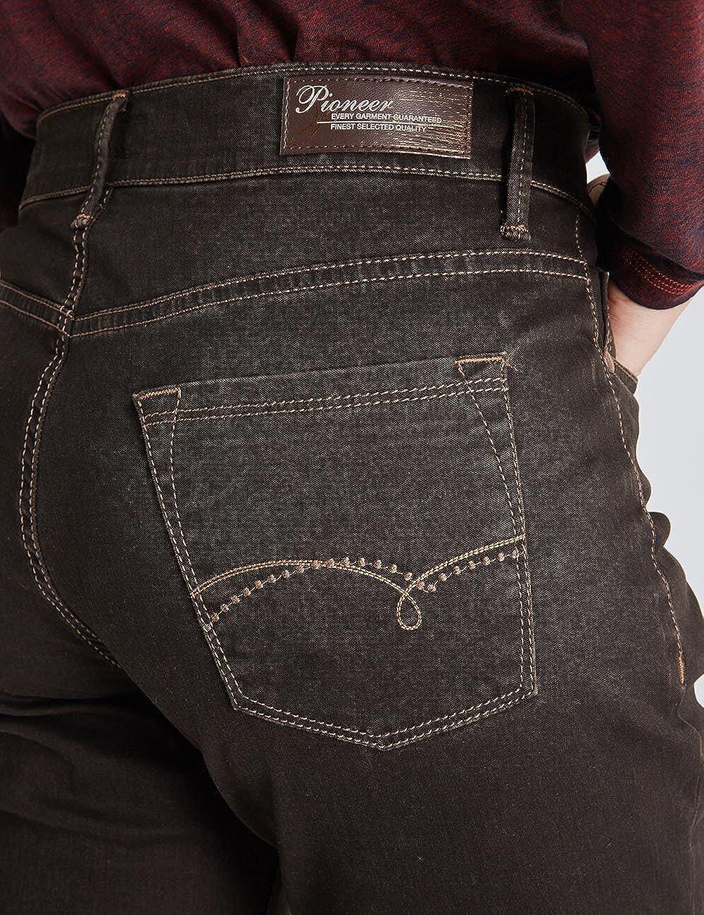 Pioneer Kate, Pantalones para Mujer, Marrón (Hazel Brown ...