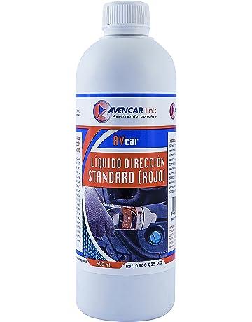 AVCAR LIQUIDO DIRECCION Standard (Rojo) 500ML