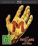 M - Eine Stadt sucht einen Mörder - 80th Anniversary Edition (+ DVD) [Blu-ray]