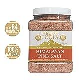 Pride Of India - Pure Himalayan Pink Salt